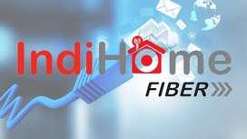 Pasang baru wifi IndiHome Fiber optic