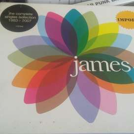Cd James the best