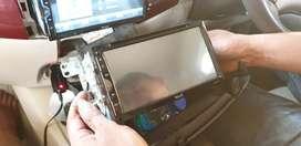 Headunit Tv Mobil Free Kamera Bisa Mirrorlink