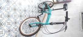 Sepeda Lipat 20 Nego