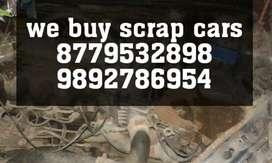 Car scrap buyers