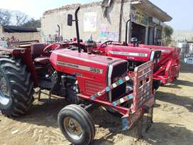 Excellent condition of tractors