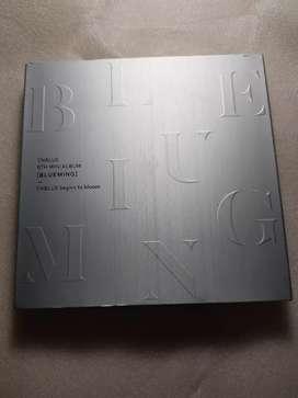 Album CN Blue 6th Mini Album Blueming Silver Ver.