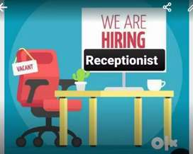 Requirement of female Receptionist in reputed gym