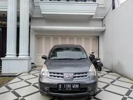 Nissan Grand Livina 1.5 XV 2008 AT CD DVD USB Velg R15 jual cepat