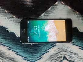 IPhone 5s + Charger (working condition)