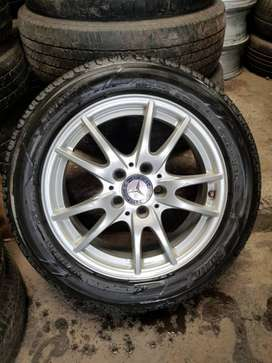 I have Mercedes All Models Alloy wheels Available