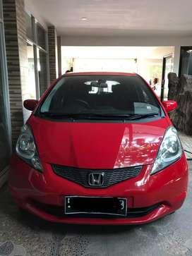 Jual Honda Jazz type S matic thn 2011