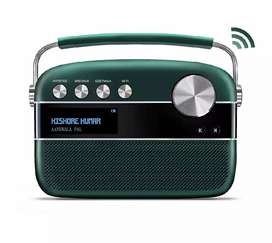 Saregama Carvaan 2.0 Portable Digital Music Player (Emerald Green)