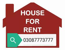 House for rent in Muslim Town