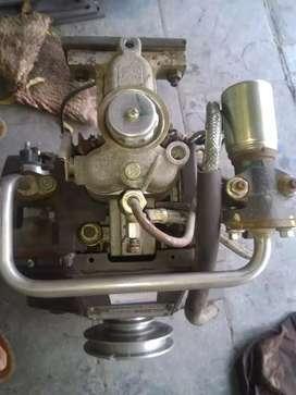 Diesel engine 10 hp air cooled 3600rpm