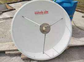 HD dish antenna available
