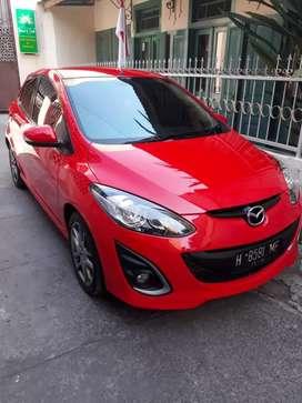 Mazda 2 type R matic 2013