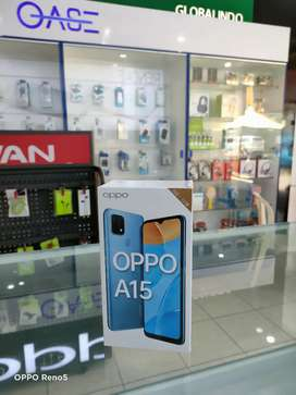 OPPO A15 new arrival
