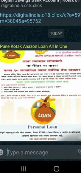 Business and personal loan in 7 days without guaranter
