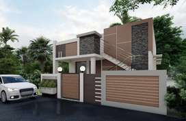 2BHK INDEPENDENT HOUSE SELE IN OMR
