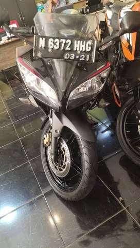Yamaha R15 2016 Black Mustika Motoshop