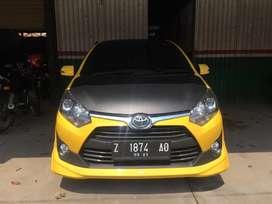 Toyota Agya Trd Sportivo 2018