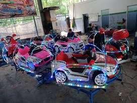 wahana mainan anak kereta mini panggung odong odong MRC UK gede 11