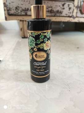 Oriental Botanics Activated charcoal face wash