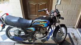 Suzuki 2011 Good Running Condition