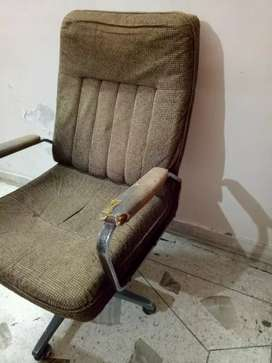 Used Office/Study Table Chair For Sell