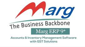 MargERP 9+ Accounting & Inventory Software