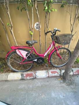 Girls Bicycle Hardly used
