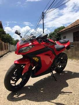 Kawasaki Ninja 250FI Tahun 2015