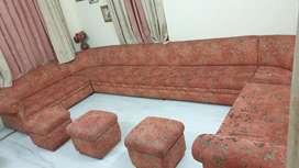 King size sofa 20 seater