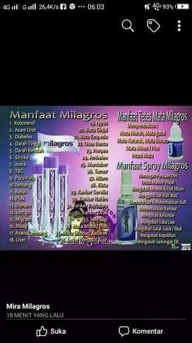 Air alkali milagros