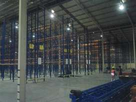 Jual Racking System Gudang (Heavy, Medium dan Light Duty)