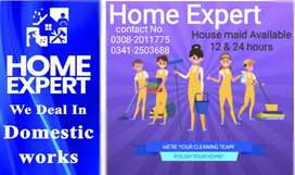 Home  expert- Domestic services at your door