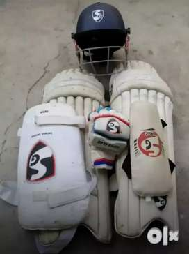 Full Sg Cricket Kit set