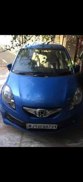 Honda brio 2012 vmt top model with mint condition just c and blv