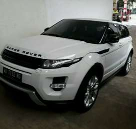 Range Rover Evoque Luxury Dinamic 2012