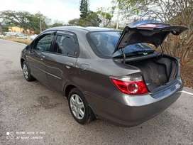 Honda City ZX 2008 Petrol 71254 Km Driven