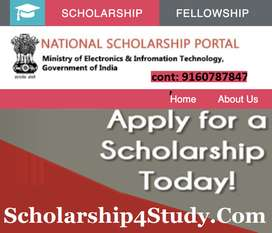 SCHOLARSHIP SUBMISSION FOR  PRE MATRIC/POST MATRIC