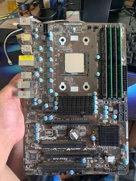 Amd FX 8350 bekas pemakaian normal