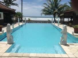 DISCOUNTED Stunning Yoga Retreat Sunset Estate 8 BR Beach Front Balian