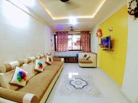 1bhk 600sqft specious flat available in Dombivali west.