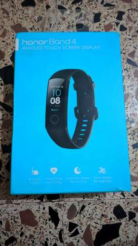 Honor band 4 fitness band
