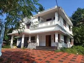 thrissur poranatukara 15 cent 4 bhk villa