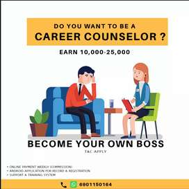 Work with us & become a Career counselor in IT & BEAUTY field