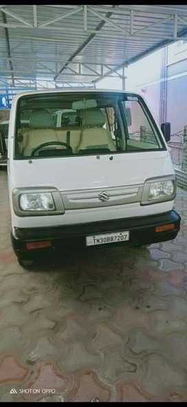 Maruti Suzuki Omni LPG BS-III, 2014, Petrol