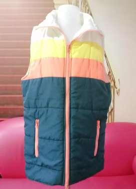 Jaket vest anak rompi Outwear Japan Unisex  Waterproof Usia 12-16