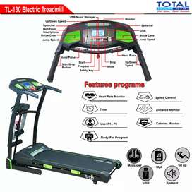 Diamond treadmil Electric murah import