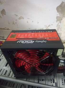 Psu infinity 450 watt 80+ bronze
