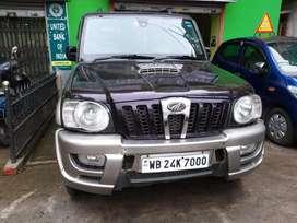Mahindra Scorpio VLX 2WD Airbag BS-III, 2010, Diesel