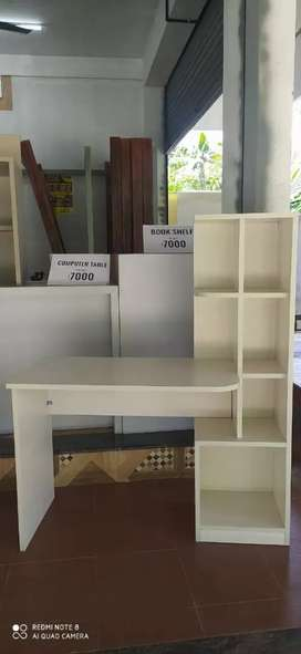 Study Table and Book shelf